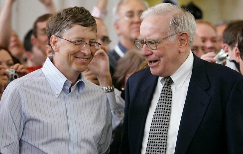 Bí quyết thành công chung của Bill Gates và Warren Buffett